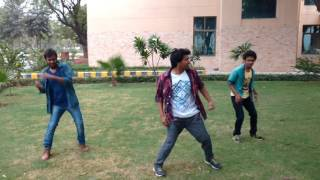 best dance HUSN HAI SUHANA (cover) Dance Choreography By VCD || IITR