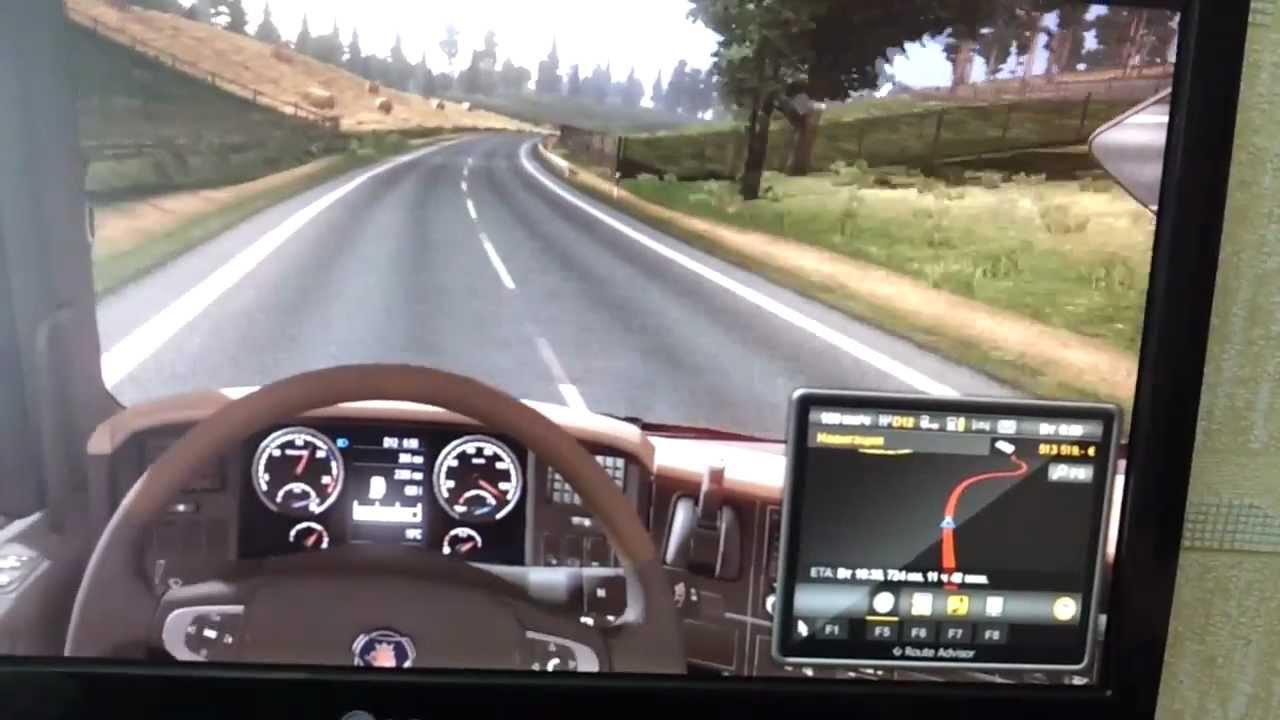 Мод Скорости для Euro Truck Simulator 2