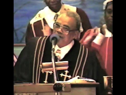 Happy Birthday to Rev. David Newman Jr.-God Bless!