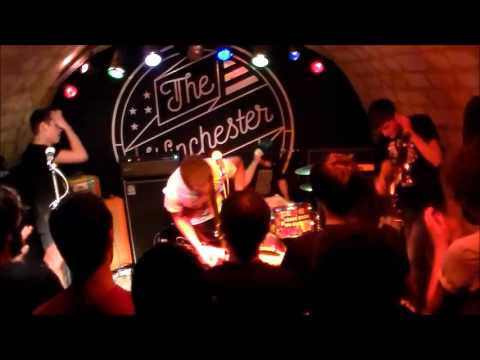 Heavy Heart - full set (live @ The Winchester - Tours - 2015)