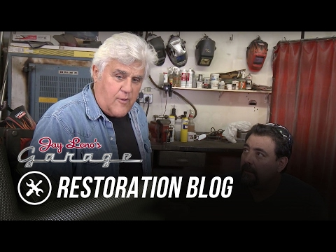 Restoration Blog: February 2017 - Jay Leno's Garage