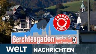 WELT NEWS IM STREAM: Corona-Krise - LOCKDOWN im Berchtesgadener Land
