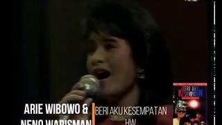 Arie Wibowo Neno Beri Aku Kesempatan 1990 Safari
