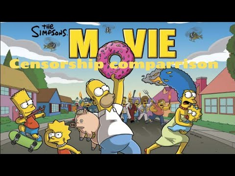 The Simpsons Movie Voice Actors And Characters Youtube
