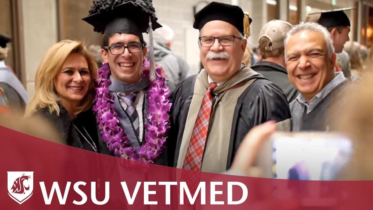 Wsu Vet School >> 2017 College Of Veterinary Medicine Commencement