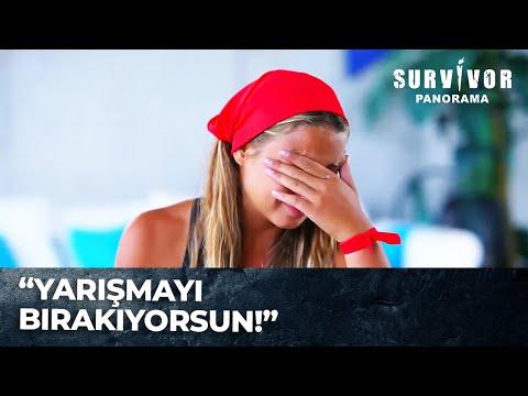 Annesinden Aleyna'ya Ultimatom! | Survivor Panorama 140. Bölüm