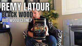 Remy Latour Cigar Black Wood Cologne Review