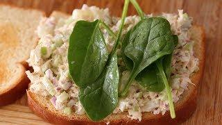 Tuna Salad Sandwich  Byron Talbott