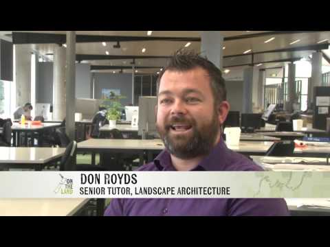 Education: Landscape architecture a career is waiting for you.