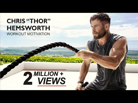 Thor - Chris Hemsworth Workout Motivational Video