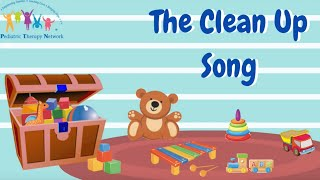 The Clean-Up Song - Clean-Up Tips for Toddlers