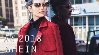 Moda Otoño Invierno 2018 | Catálogo Shein Mujer screenshot 5