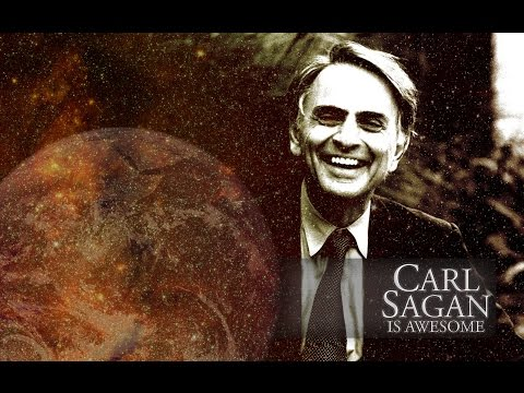 Recommendation: Cosmos by Carl Sagan