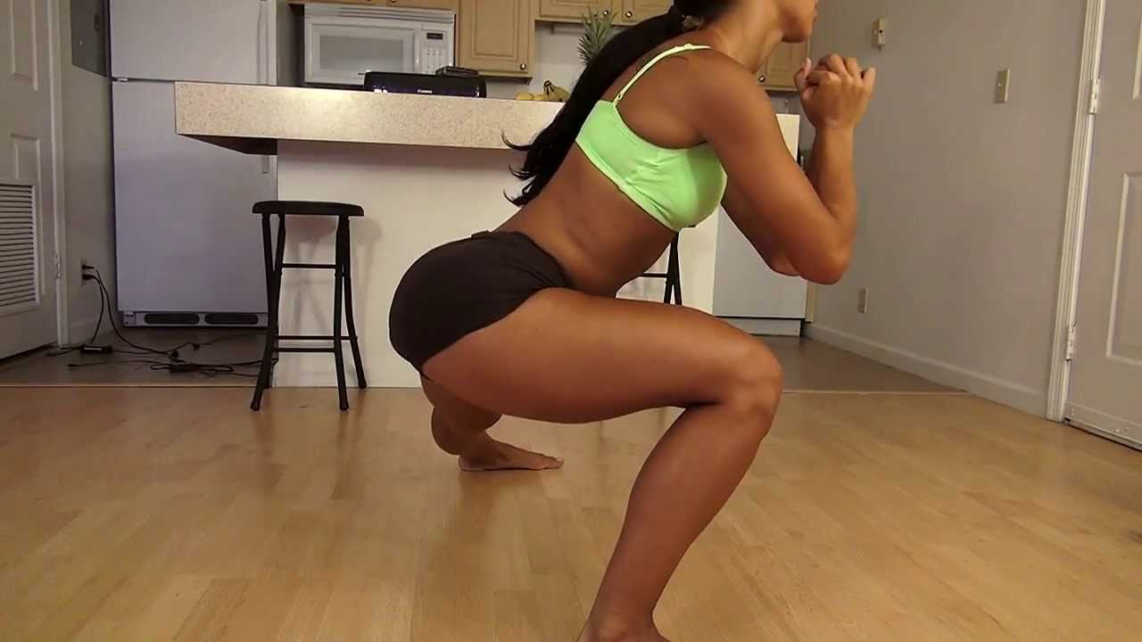 bikini body workout: day 1 legs and butt - youtube
