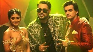 Yeh Rishta Kya Kehlata Hai   Rapper Badshah at Karthik & Naira's Sangeet Ceremony   INTERVIEW