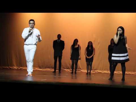 Pedro Orellana - Presentación Teatro Carlos Cueva