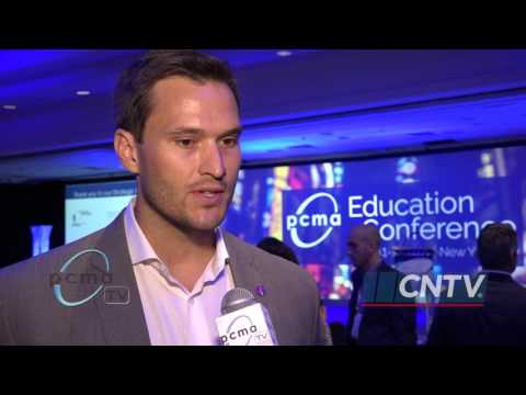 Interview with Keynote Speaker Jake Wood at PCMA 2016 Education Conference