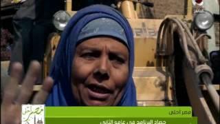 حملات الخير مستمرة  لقطات من حملات مصر أحلى فى عامه الثانى | مصر أحلى