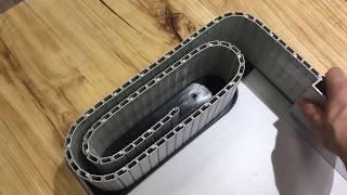 видео Мебельные жалюзи