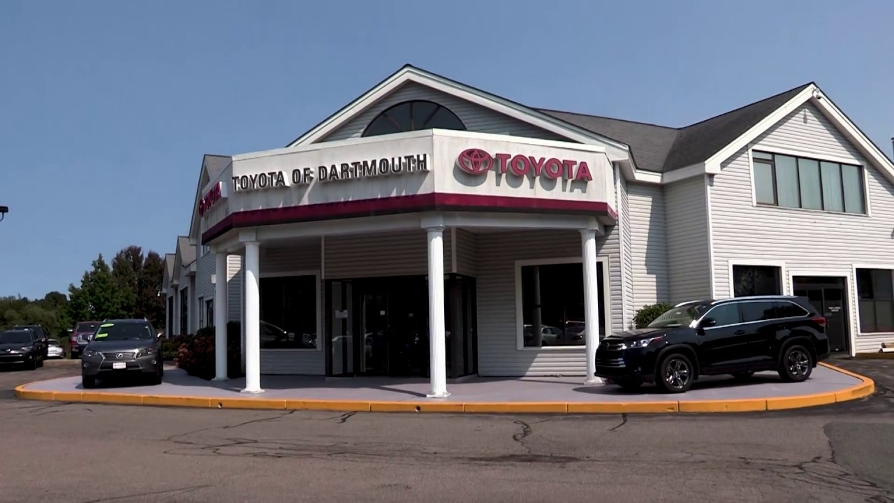Toyota Of Dartmouth Service | Dartmouth, MA: Toyota Service Near Me