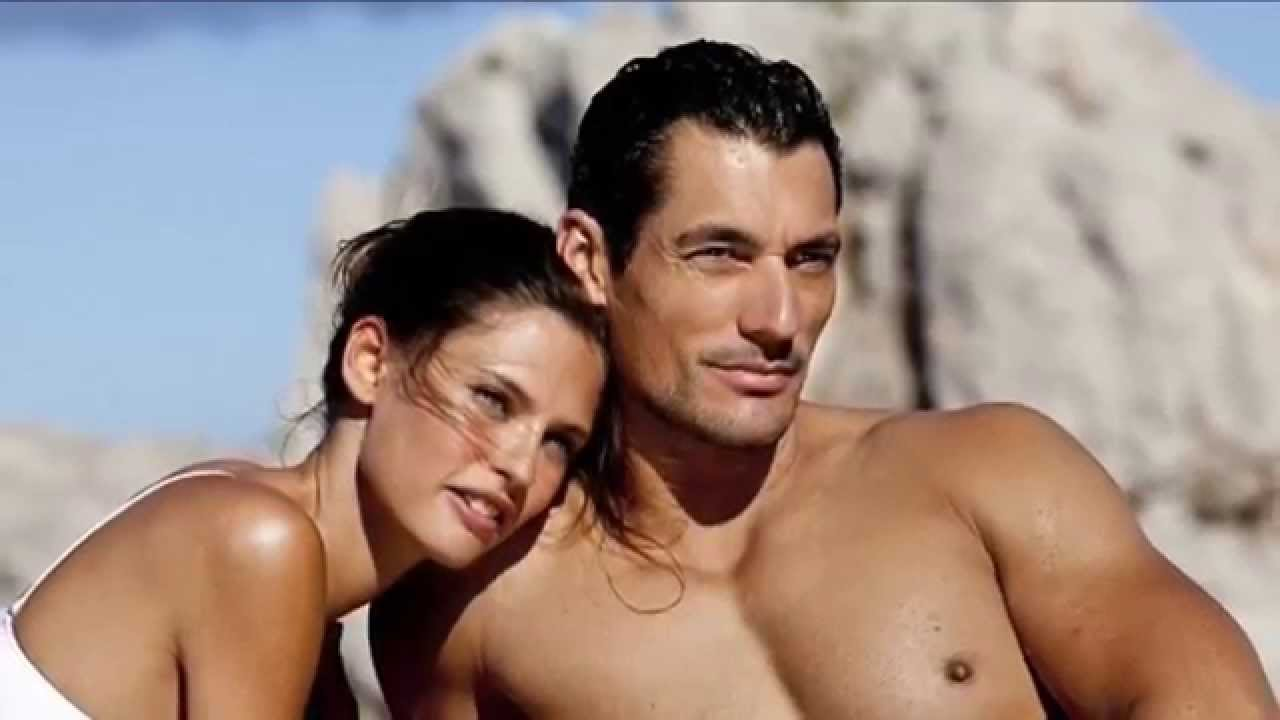 David gandy and bianca balti hot in dolce and gabbana light blue david gandy and bianca balti hot in dolce and gabbana light blue commercial youtube aloadofball Choice Image