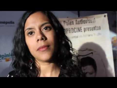 FELIX, FICCIONES DE UN TRAFICANTE- ADRIANA TRUJILLO Y JOSE INERZIA- HOLA MEXICO FF 2012