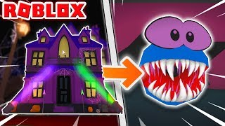 never go to the * new MANSION * of MeepCity! 💀 | Roblox |