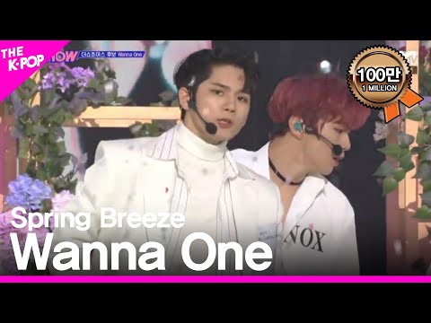 Wanna One, Spring Breeze [THE SHOW 181127]