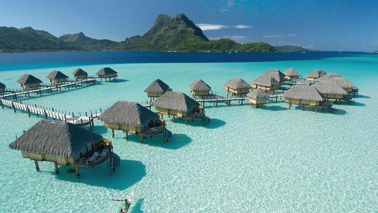 Los Lugares Mas Paradisíacos Del Mundo