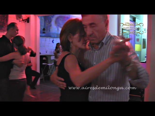 Istambul, Milonga 333, tango en Turquia