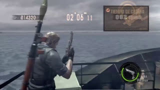 Ps4 Resident Evil 5 Playthrough The mission impossible Albert Wesker