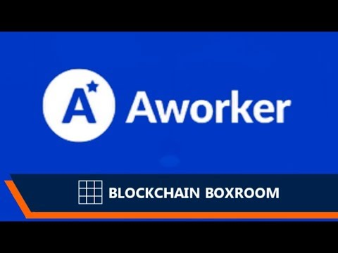 Aworker - Blockchain Platform for Recruitment!