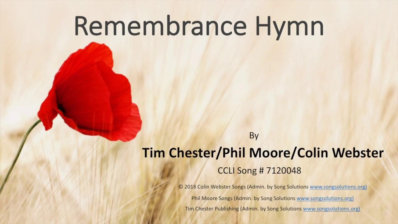 Songs   Tim Chester