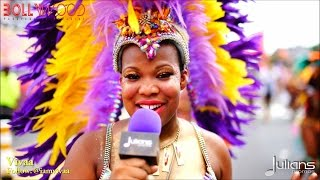 2014 NY West Indian Day Carnival Highlights - 2014 West Indian Day Parade 9/1/14