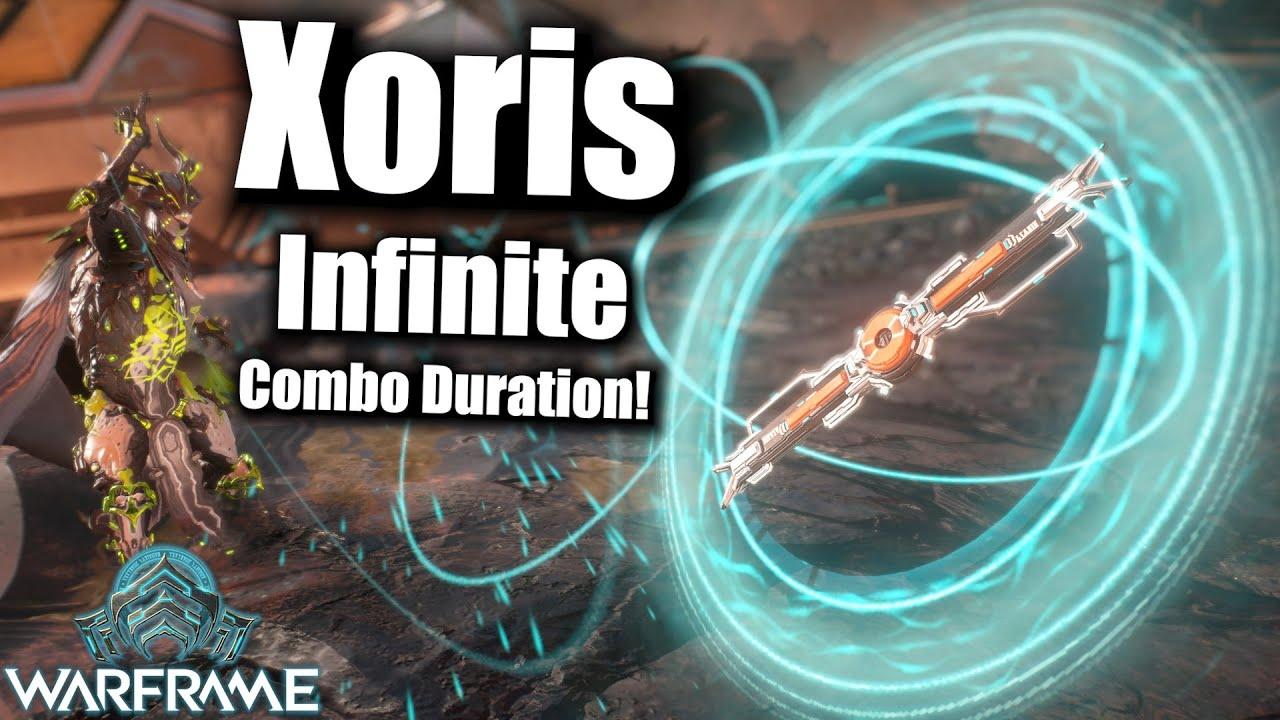Xoris - 4 Forma Build | Warframe - Review