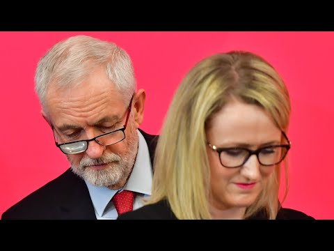 video: Jeremy Corbyn's flip-flopping Brexit fudge lives on in Labour's leadership hopefuls
