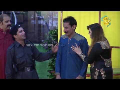Sakhawat Naz and Iftikhar Thakur New Pakistani Best Stage Drama Clip 2018 | Pk Mast