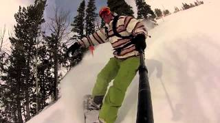 Today Was Good DEC 2 Jackson Hole Snowboard Thumbnail