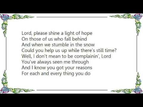Garth Brooks - Wolves Lyrics