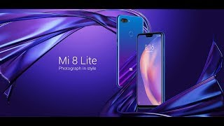 #AliExpress: Xiaomi Mi 8 Lite 6GB RAM 128GB ROM Global Version