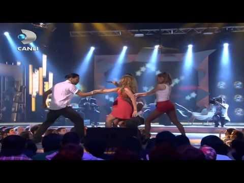 Hadise   Superman @ Beyaz Show Turkish Popstar