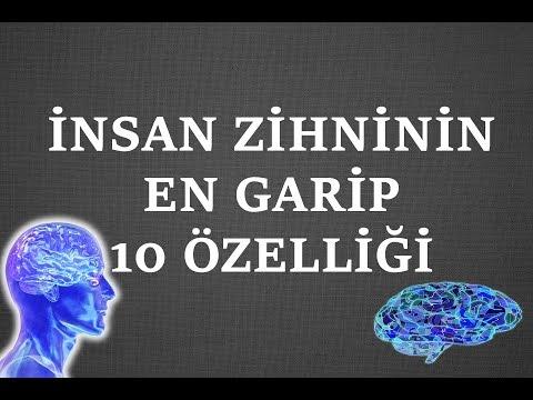 İnsan Zihninin En Garip 10 Özelliği