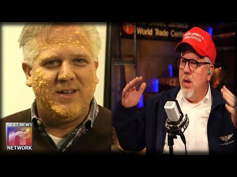 Desperate Glenn Beck Cuts Deal To Maintain Relevance After Pretending To Jump On Trump Train