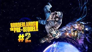 Borderlands: The Pre-Sequel. Серия 2 [Уничтожаем световой меч (мини-пасхалка)]
