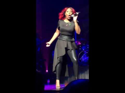 Toni Braxton Concert Live in Atlanta 6/2/16 * Tracy Braxton Last Call