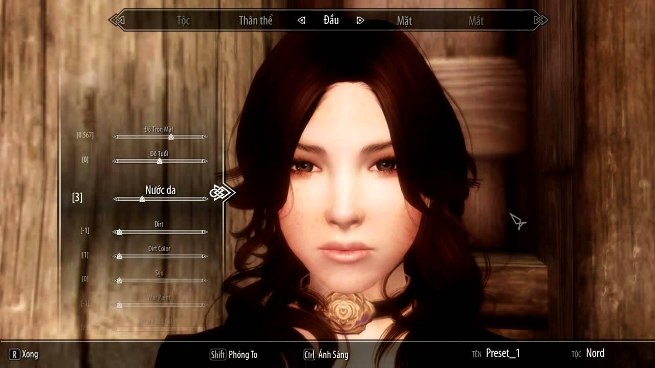 Skyrim enhanced character edit save slot