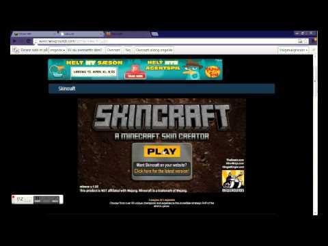 minecraft create two worlds create new skin download one skin