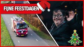 Een warme kerstgroet | Brandweer Midden- en West-Brabant