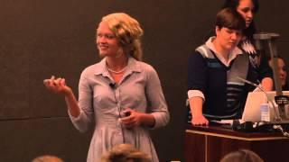 Tinder Time Deficit | Katie Thompson | TEDxBallStateUniversity