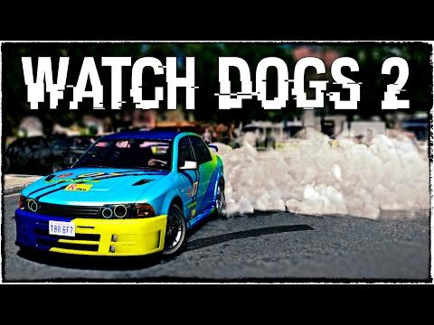 СОБРАЛ СЕКРЕТНЫЕ ТАЧКИ И РАСКРАСКИ В WATCH DOGS 2 НА PC (ПК) #9